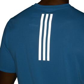 adidas Supernova Camiseta Hombre, shock cyan